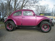 A Baja Bug for @Keri Whaitiri Whaitiri Whaitiri Picone. (she doesn't like them…