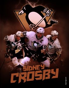 Nhl Players, Sidney Crosby, Pittsburgh Penguins, Hockey, Movie Posters, Sports, Film Poster, Field Hockey, Ice Hockey