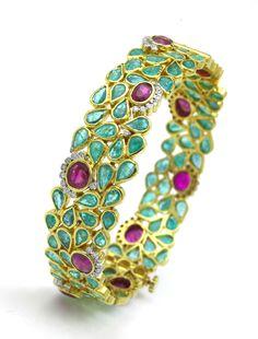 emeralds,rubies and diamonds