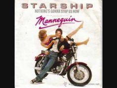 Starship - Nothing's Gonna Stop Us Now (HQ with lyrics) - YouTube