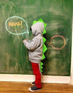 Dinosaur Halloween Costume by suntaree on Etsy – Fashion Crafting Dinosaur Halloween Costume, Dinosaur Party, Halloween Costumes, Holidays Halloween, Halloween Ideas, Cool Costumes, Costume Ideas, Cute Sweatshirts, Holiday Fun