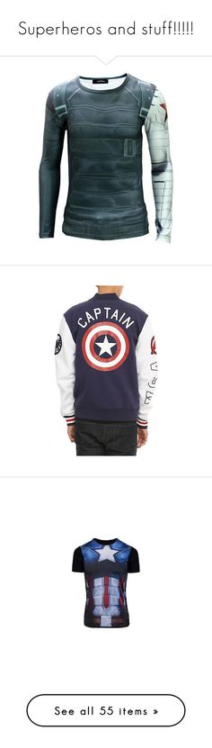 """Superheros and stuff!!!!!"" by carmellahowyoudoin ❤ liked on Polyvore featuring accessories, hats, avengers, marvel, baseball caps hats, baseball snapback hats, snapback baseball caps, ball caps, logo baseball caps and men's fashion"