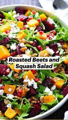 Best Salad Recipes, Summer Salad Recipes, Summer Salads, Healthy Dinner Recipes, Whole Food Recipes, Healthy Snacks, Healthy Eating, Cooking Recipes, Dinner Salad Recipes