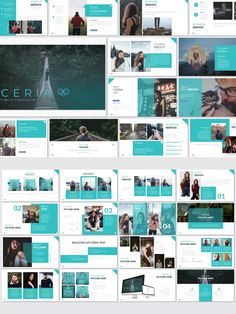 Ceria Powerpoint by templatehere on Envato Elements Powerpoint Design Templates, Presentation Design Template, Presentation Layout, Presentation Boards, Web Design, Layout Design, Company Profile Design, Corporate Presentation, Architecture Portfolio