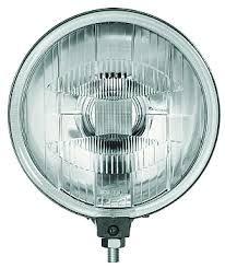 Hella Comet 500 Driving Lamp White Hella 500 Hella Lamp