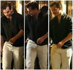 Henry Cavill Those Thick Thighs😍 Henry Cavill, Henry Superman, Love Henry, Dc Comics, The Man From Uncle, Bear Men, Male Physique, A Good Man, Pretty Boys