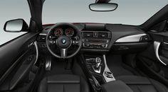 220i Coupe interior