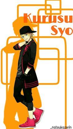 I make some anime wallpaper. Whaddya think?  Chara : Kurusu Syo Anime :  Uta no Prince-sama