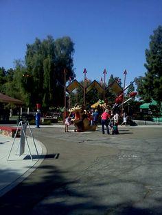 Rotary Storyland & Playland in Fresno, CA