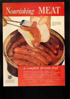 """""""Meat and a dash of spice""""—yep that's all that's in franks."""