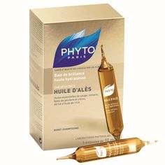 Phyto Huile D'Ales is a unique blend of beautifying oils that moisturizes the scalp and revitalizes hair, restoring softness, suppleness, and shine to parched strands. Created in 1968, this unique wat