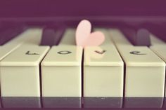 Image shared by love piano. Find images and videos about love, music and heart on We Heart It - the app to get lost in what you love. My Funny Valentine, Vintage Valentines, Valentine Ideas, Saint Valentine, Piano Keys, Piano Music, Piano Songs, Sheet Music, Love Images