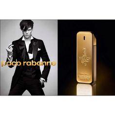 My favorite perfume. Paco Rabanne 1 Million @ C Perfumery One Million Perfume, One In A Million, Hermes Perfume, Perfume Ad, Perfume Scents, Paco Rabanne Parfum, Boutique Parfum, Best Perfume For Men, Best Mens Cologne