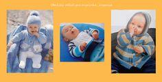 Můj kreativní svět - ruční práce, háčkování, pletení   Pro miminka (For babies)