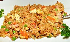 Japanese Fried Rice - made this last night - tastes better than restaurant!!