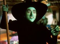 The Wizard of Oz (1939)  Margaret Hamilton as The Wicked Witch of the West