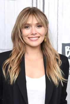 50 Hairstyles With Bangs That Are Super Flattering