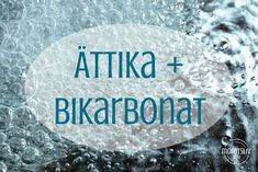 Ättika + soda = sant • Morotsliv Diy Cleaning Products, Cleaning Hacks, Bra Hacks, Cleaners Homemade, Good To Know, Cool Words, Soda, Life Hacks, Bra Tips