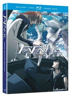 Fafner Heaven and Earth Movie Blu-Ray/DVD Combo