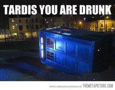 Go home TARDIS
