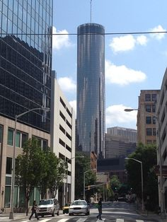 Awesome inspiring building here in Atlanta