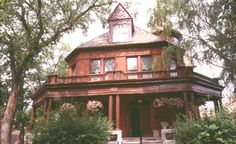 Helena Montana old Governors mansion. Just $8 for the family to visit all year