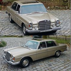1973 Mercedes Benz 300 SEL 6.3 V8 Saloon