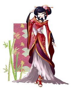 Musa elegant dress by fantazyme.deviantart.com on @DeviantArt