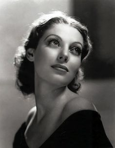 Loretta Young photographed by Clarence Sinclair Bull