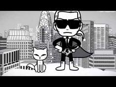 FASHION ALERT: TOKIDOKI X KARL | NET-A-PORTER.COM - YouTube