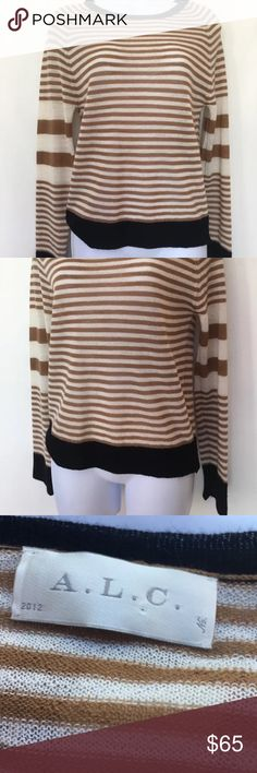 ALC Cayden wool sweater size S, EUC! Hart of Dixie Size small in excellent condition, same one as worn by Zoe Hart on Hart of Dixie! A must have! A.L.C. Sweaters Crew & Scoop Necks