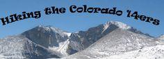 Hiking the Colorado 14ers