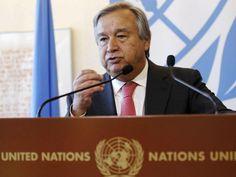 JoanMira - 1 - World : Artigo - António Guterres é o novo secretário-gera...