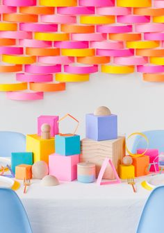 Paper Shaper: 5 DIY Party Projects with Paper