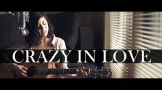 Beyonce - Crazy In Love (Cover) by Daniela Andrade (+playlist) SUCH A GREAT SINGER! CHECK OUT HER VIDEOS! PS. i wont be on pintrest for quite a while sorry