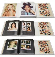Andy Warhol Polaroids..