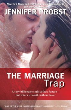 The Marriage Trap by Jennifer Probst I read them out of order but they all work on their own so that's okay