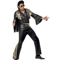 Black Elvis #Costume