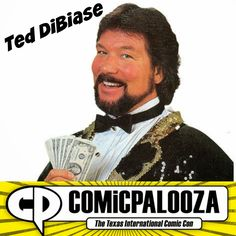 Missi Rose's Views: Interview with Ted DiBiase ~ Bound for @Comicpalooza 2015!