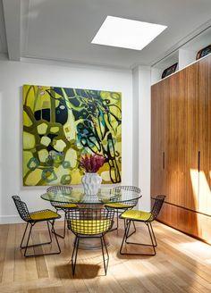 Apartamento carioca em NY (Foto: Bruce Buck / New York Times)