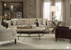 From Huntington House · Living Room Furniture