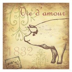 Vie d'Amour Pig