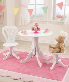 Love this Three-Piece Parlor Table Set on #zulily! #zulilyfinds