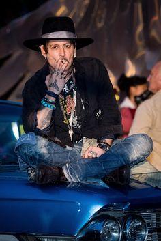 (22/06) Glastonbury Festival 2017 - Dia 1 - 001~49 - Johnny Depp Forever
