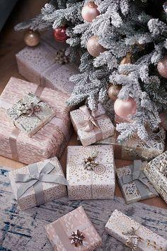 Christmas decorating trends | John Lewis & Partners Christmas Trends, Noel Christmas, Christmas Inspiration, Winter Christmas, Christmas Crafts, Xmas, Christmas Stockings, Christmas Feeling, All Things Christmas