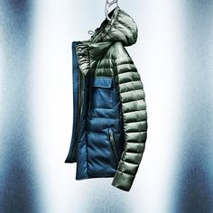 #Herno Sub-Zero Made in Italy Technical flannel bomber Double slide zip up plus snaps fastening Goose down padding www.inzerillo.it  #fallwinter14 #fw #inzerillostore #inzerillo #inzerilloboutique #followthebuyers #newin #luxury #palermo #italy #top #rtw #cool #style #icon #moda #fashion