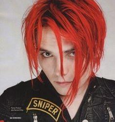 My Chemical Romance, music, gerard way, danger days era