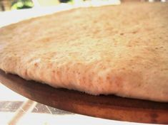 Honey Pizza Dough  (awesome) Recipe  - Food.com  Recipes Pizza dough. I used this recipe for the first time.. .made the dough up yesterday and cooked the pizza today… super yummy and very easy to make! Wolfgang Puck Recipes, Small Pizza, Wheat Pizza Dough, Great Recipes, Favorite Recipes, Homemade Pickles, Cravings, The Best, Good Food