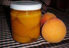 Como hacer fruta en almibar