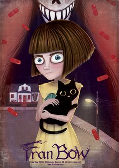 Fran Bow - Physiological horror adventure indie game by Killmonday Games.